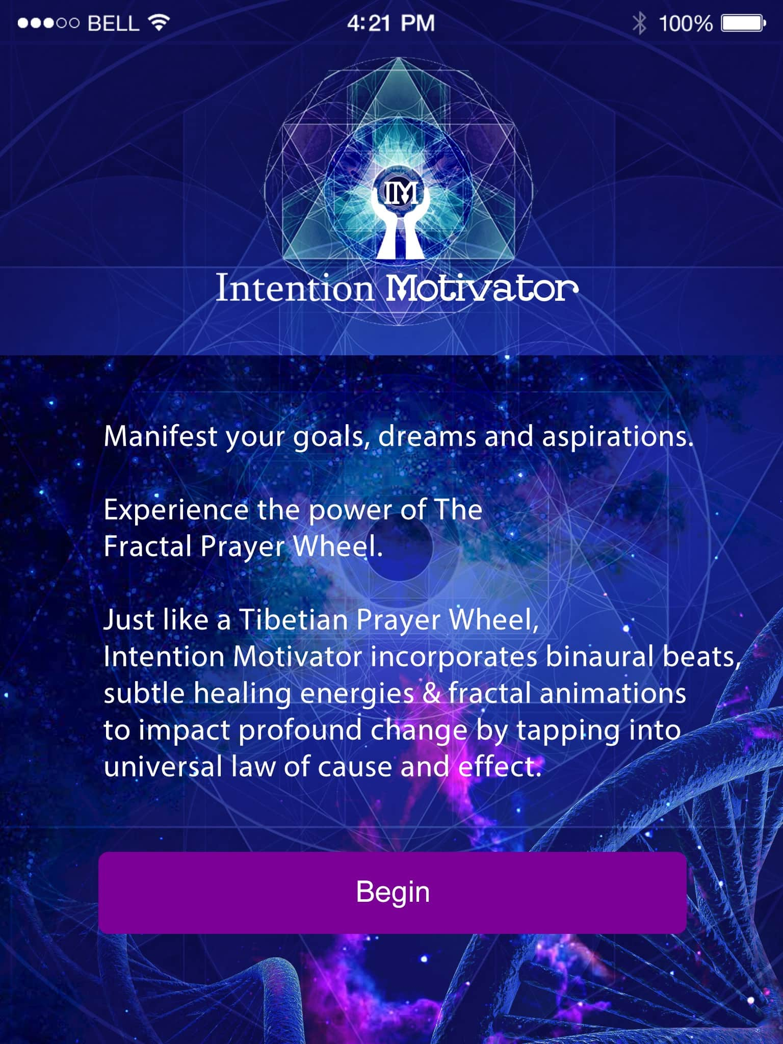 Intention Motivator