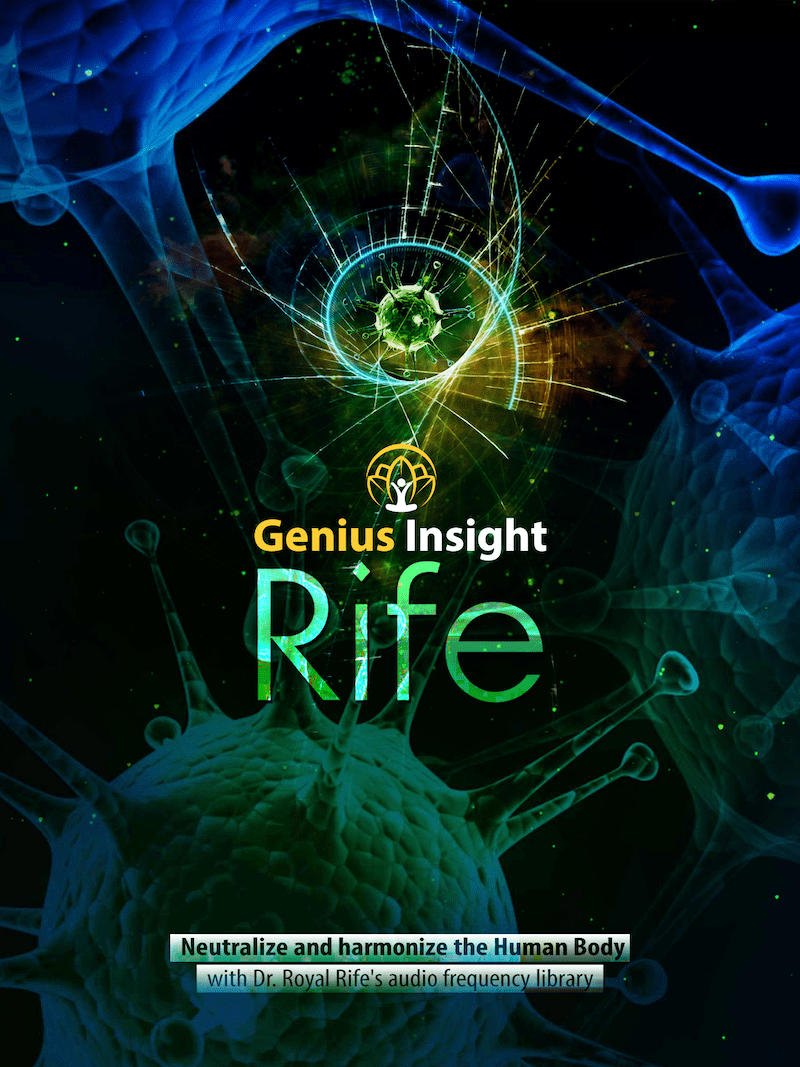 Rife App Splash Page